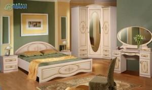 спальни производства Мебель Неман